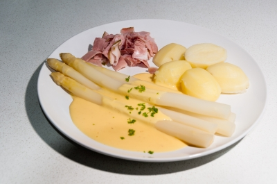 Asparagus Fever Grips Germany