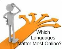 Which Languages Matter Most Online?