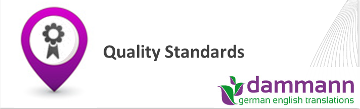 Quality Standards for Translation Services