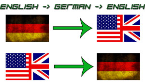 Tips for Translating English to German or Vice Versa
