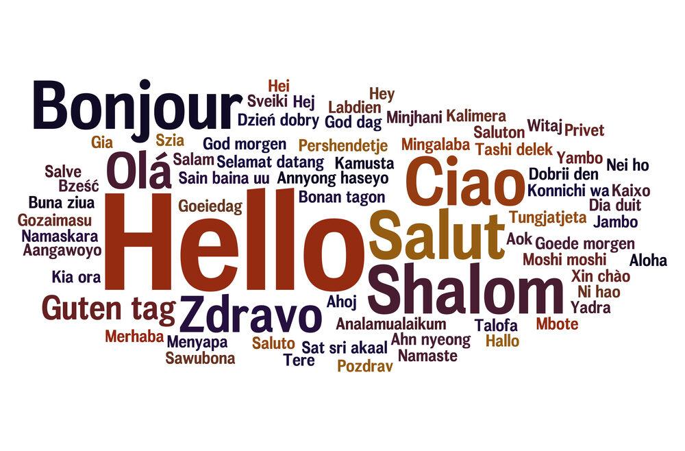 Language Metaphors Improve Expression