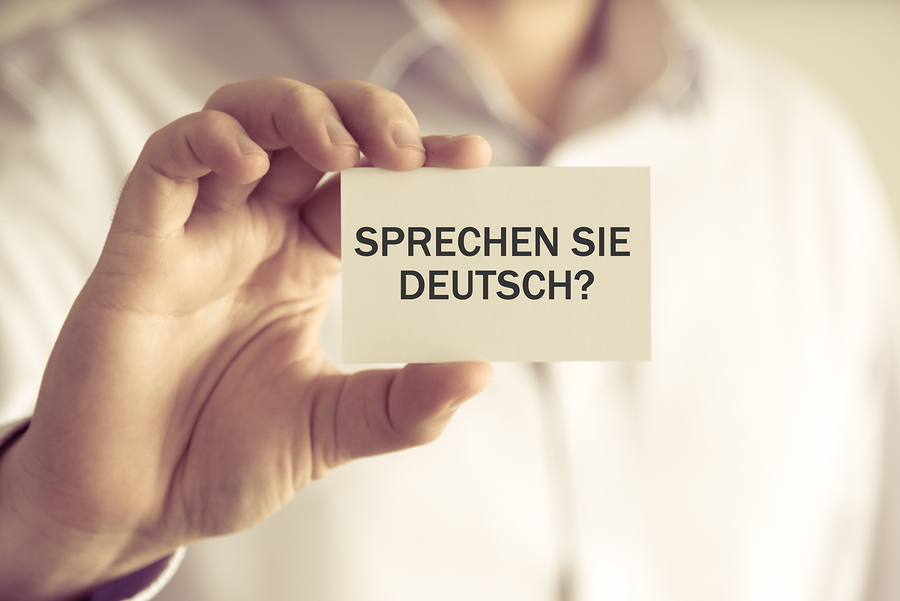The Use of the German Language in African Countries