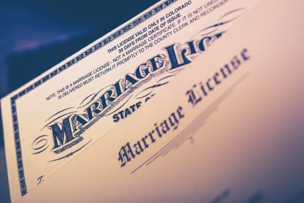 What is the Difference Between a Marriage Certificate and a Marriage License?