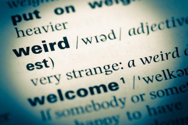 Some Weird German Words