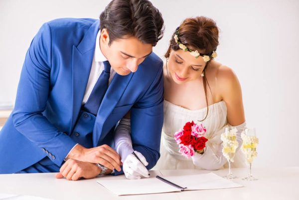 Facts About Marriage Certificate