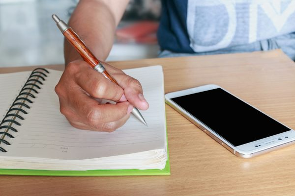 Using the Phone to Translate Your Documents