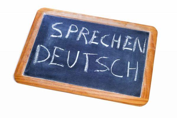 German Spoken