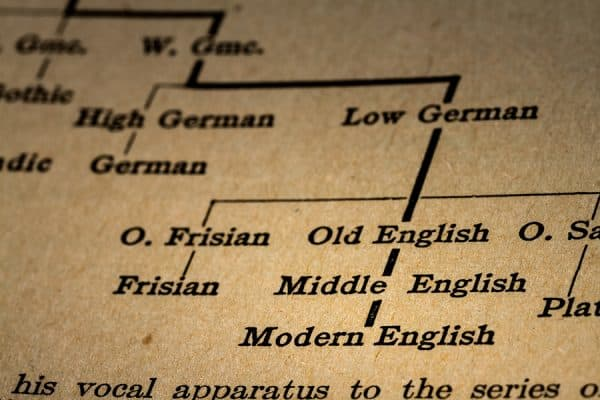 What are Some of the Oldest Languages in the World?