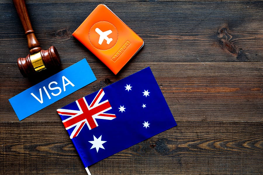 Documents Required For an Australian Tourist Visa